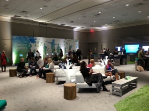 Pearson lounge